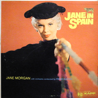 JANE MORGAN / JANE IN SPAIN