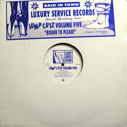JUMP CUTZ / JUMP CUTZ VOLUME FIVE