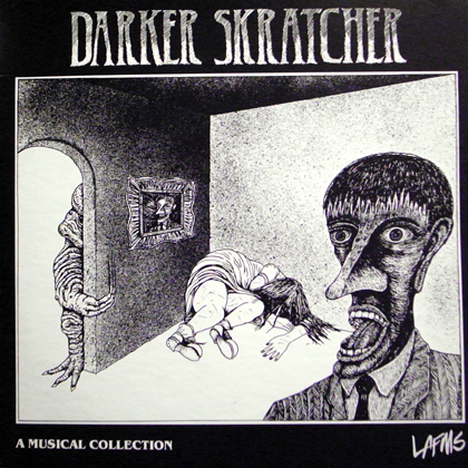 V.A. / DARKER SKRATCHER