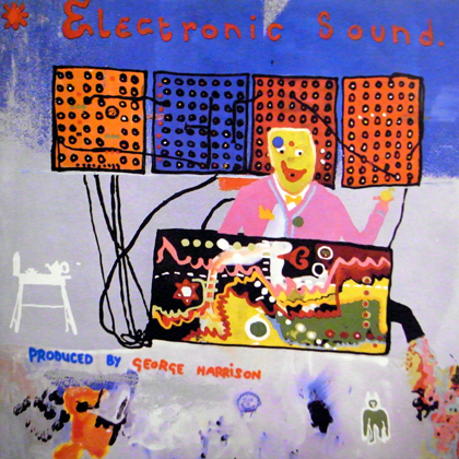 GEORGE HARRISON / ELECTRONIC SOUND