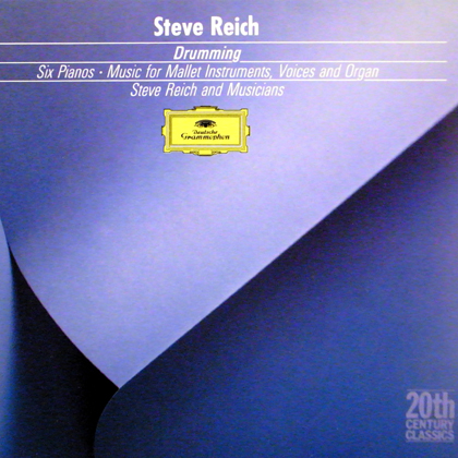 STEVE REICH / DRUMMING