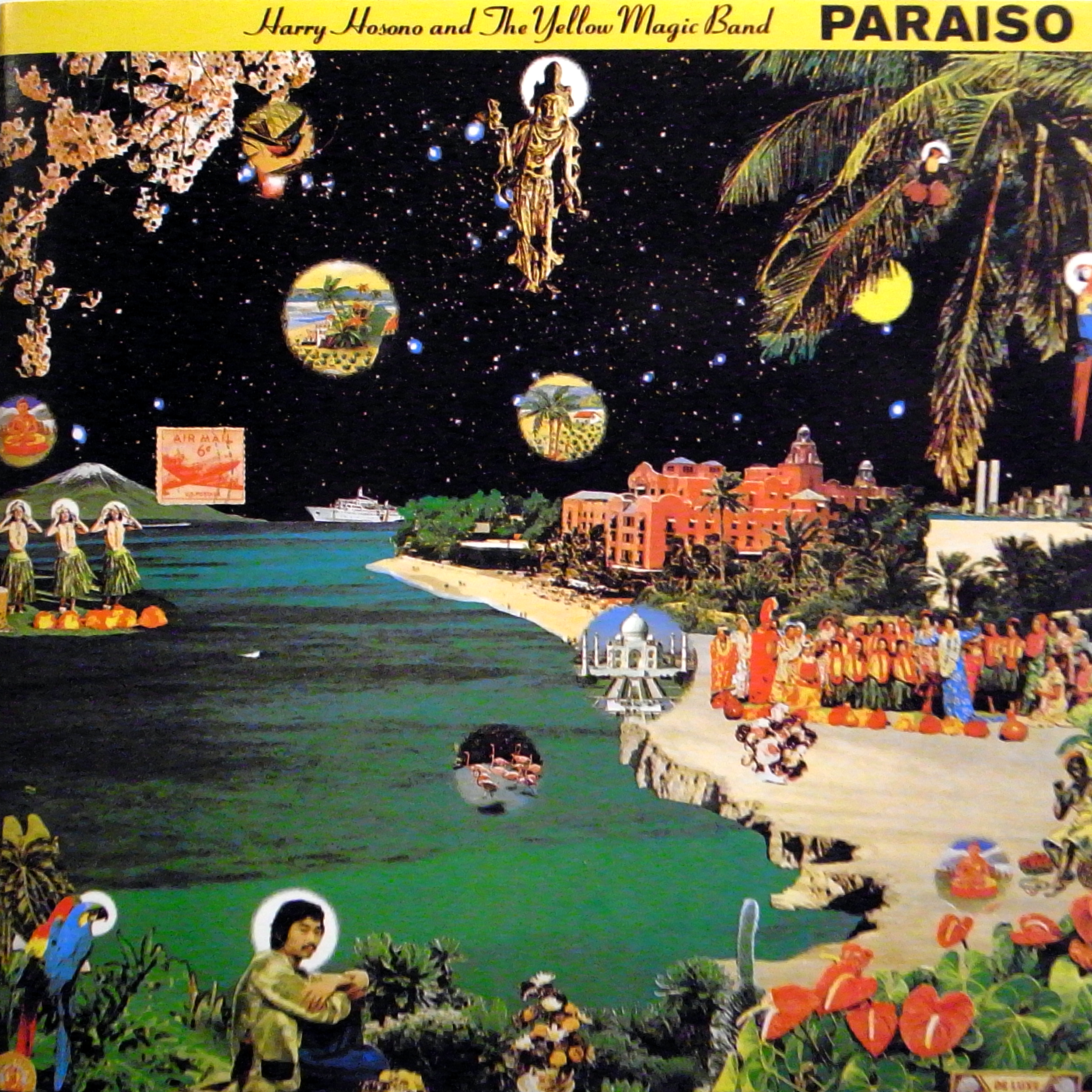 HARRY HOSONO AND THE YELLOW MAGIC BAND / PARAISO