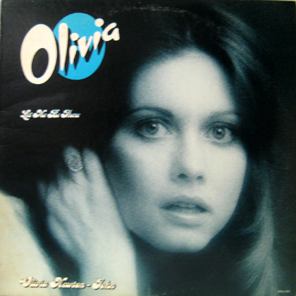 OLIVIA NEWTON-JOHN / LET ME BE THERE