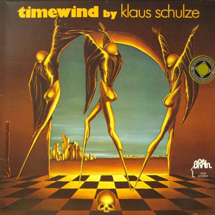 KLAUS SCHULZE / TIMEWIND