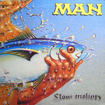 MAN / SLOW MOTION