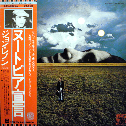 JOHN LENNON / MIND GAMES