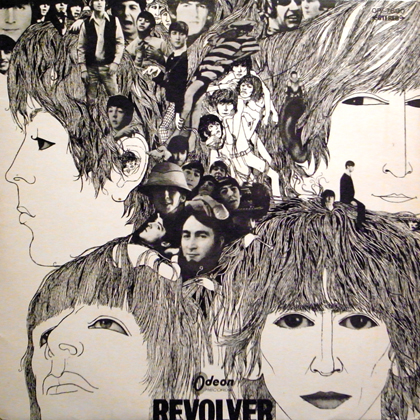 THE BEATLES / REVOLVER