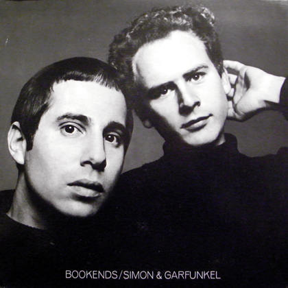 SIMON & GARFUNKEL / BOOKENDS