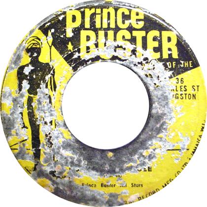 PRINCE BUSTER / RUDE, RUDE, RUDEE - OH MY BABY