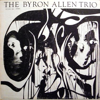 THE BYRON ALLEN TRIO / S.T.