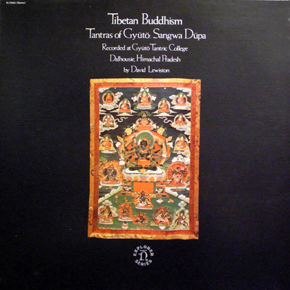 DAVID LEWISTON / TIBETAN BUDDHISM
