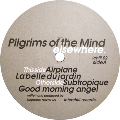 PILGRIMS OF THE MIND / ELSEWHERE