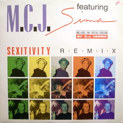 M.C.J. Ft SIMA / SEXITIVITY (REMIXES)