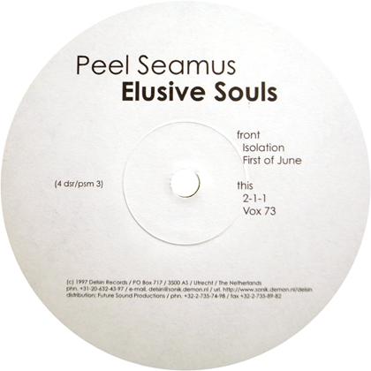 PEEL SEAMUS / ELUSIVE SOULS
