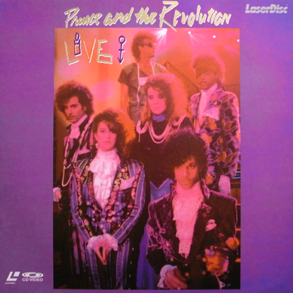 PRINCE AND THE REVOLUTION / LIVE