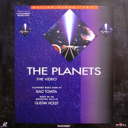 冨田勲 / HOLST THE PLANETS