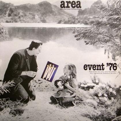 AREA / EVENT '76