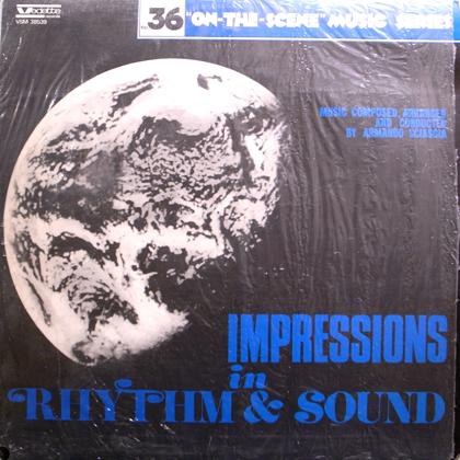 ARMANDO SCIASCIA / IMPRESSIONS IN RHYTHM & SOUND