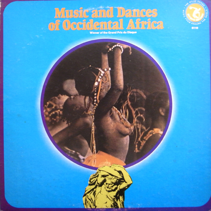 MUSIC AND DANCES OF OCCIDENTAL AFRICA