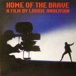 LAURIE ANDERSON / HOME OF THE BRAVE [USED LP]