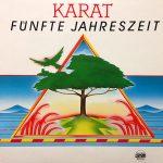 KARAT / FUNFTE JAHRESZEIT [USED LP]