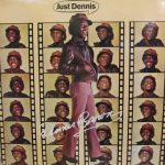 DENNIS BROWN / JUST DENNIS[USED LP]