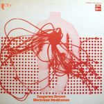 TANGERINE DREAM / ELECTRONIC MEDITATION [USED LP]