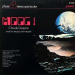 CLAUDE DENJEAN ‎/ MOOG! CLAUDE DENJEAN AND THE MOOG SYNTHESIZER [USED LP]