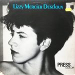 LIZZY MERCIER DESCLOUX ‎/ PRESS COLOR [USED LP]