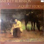 SMOKEY ROBINSON / A QUIET STORM [USED LP]
