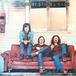 CROSBY, STILLS & NASH / S.T. [USED LP]