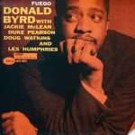 DONALD BYRD / FUEGO [USED LP]