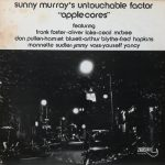 SUNNY MURRAY'S UNTOUCHABLE FACTOR / APPLE CORES [USED LP]