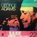 GEORGE ADAMS / JAZZ A CONFRONTO [USED LP]