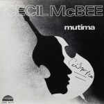 CECIL McBEE / MUTIMA [USED LP]