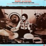 BARRY ALTSCHUL / YOU CAN'T NAME YOUR OWN TUNE [USED LP]
