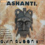 ALVIN QUEEN / ASHANTI [USED LP]
