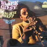 ARCHIE SHEPP / BLACK GIPSY [USED LP]