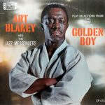 ART BLAKEY AND THE JAZZ MESSENGERS / GOLDEN BOY [USED LP]