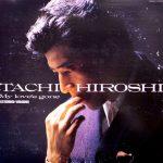 舘ひろし (Hiroshi tachi) / MY LOVE'S GONE (EXTENDED VERSION) [USED 12 INCH]