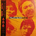 A・R・B / YELLOW BLOOD [USED LP]