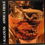 AFRICA DJOLE / KALOUM [USED LP]