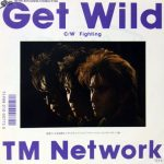 TM NETWORK / GET WILD [USED 7INCH]