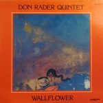 DON RADER QUINTET ‎/ WALLFLOWER [USED LP]