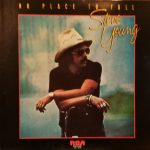 STEVE YOUNG / NO PLACE TO FALL [USED LP]