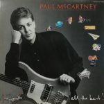 PAUL MCCARTNEY ‎/ ALL THE BEST [USED LP]