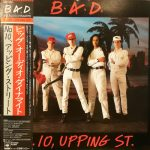 Big Audio Dynamite / No. 10, Upping St. [Used LP]
