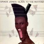 GRACE JONES / SLAVE TO THE RHYTHM (BLOODED) [USED 12INCH]