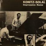 LEE KONITZ / SOLAL Impressive Rome [Used LP]