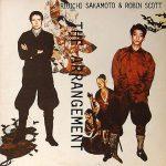坂本龍一 & ロビン・スコット RYUICHI SAKAMOTO&ROBIN SCOTT / THE ARRANGEMENT [USED 12INCH]